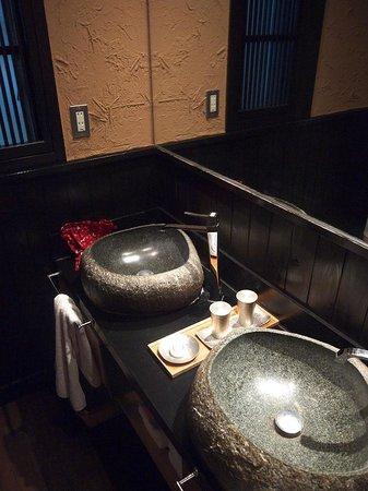 Takefue: Ванная комната