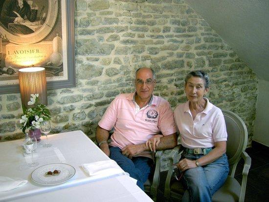 Château la Canière : un moment agreable au restarant
