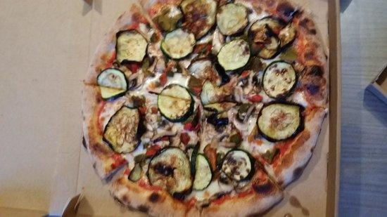 Dolce Vita Chez Jpetto : pizza