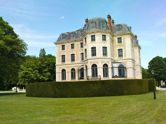 Château la Canière : voici le château
