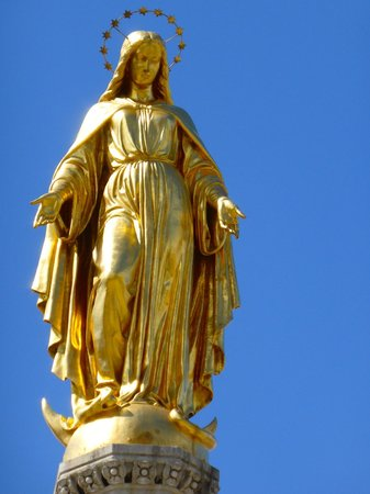 Holy Mary Monument