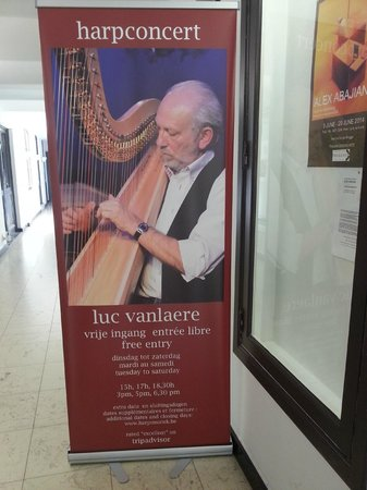 Luc Vanlaere Harpist: Luc Vanlaere