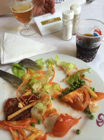 Fiesta Hotel Tanit: Essen