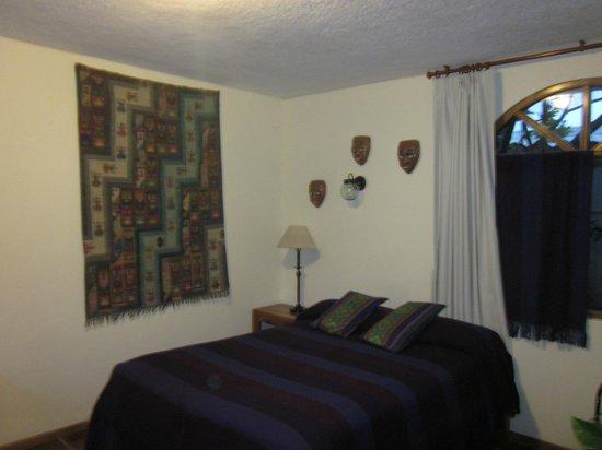 La Posada del Quinde: Our room
