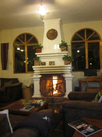 La Posada del Quinde: Relaxing area