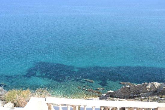 Pueblo Acantilado Suites: vistas del mar
