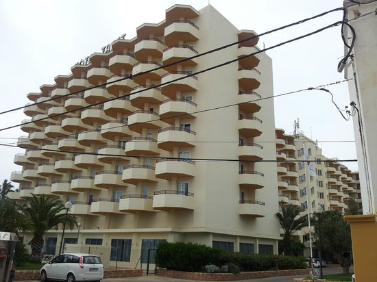 Fiesta Hotel Tanit: Hotel