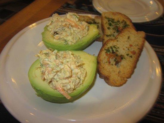 La Posada del Quinde: Restaurant food
