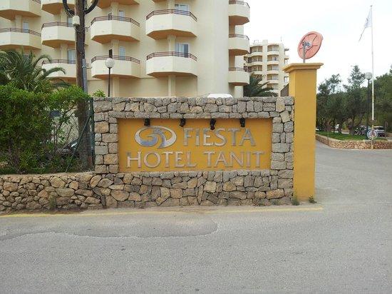 Fiesta Hotel Tanit : Fiesta Tanit