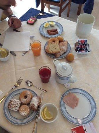 Hotel Semifonte: Decisamente ottima la colazione!