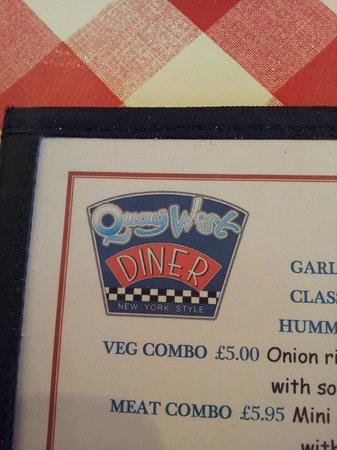 Wheel House Restaurant: diner