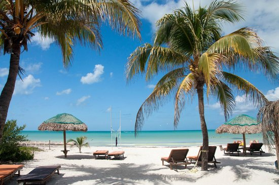 Zomay Hotel Holbox: мини пляж