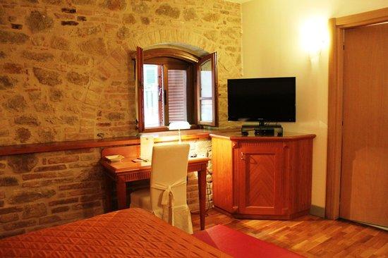 Hotel Al Grappolo d'Oro : Camera