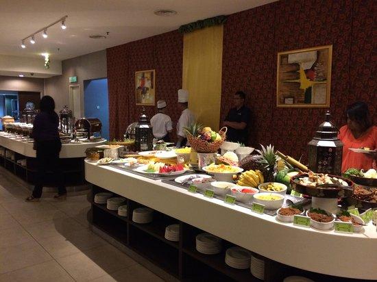 Furama Bukit Bintang: More food!