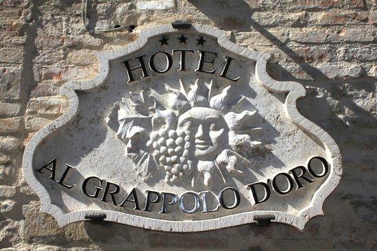 Hotel Al Grappolo d'Oro : Logo Hotel