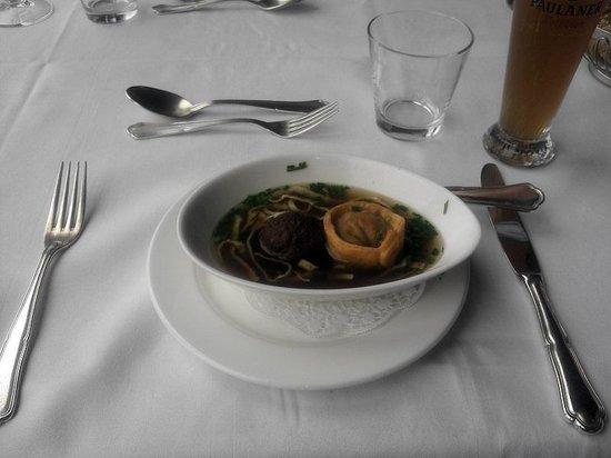 Monchsberg 32: 前菜