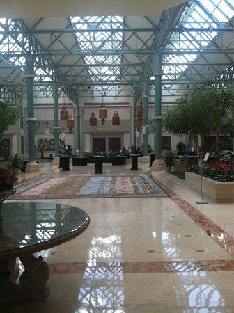 Hilton Houston North: Lobby