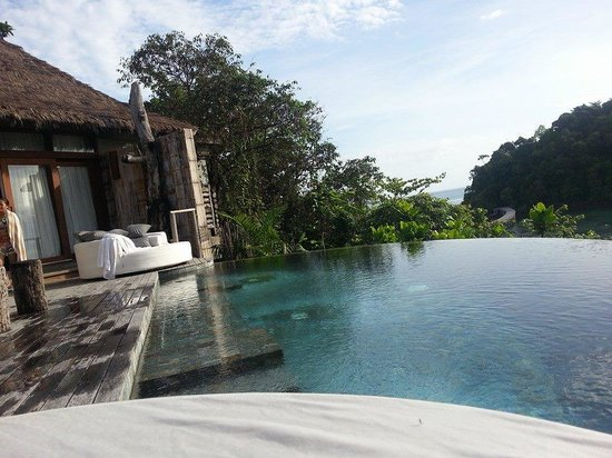 Song Saa Private Island: Pool with a view