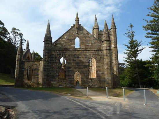 Site historique de Port Arthur : Stonewall church