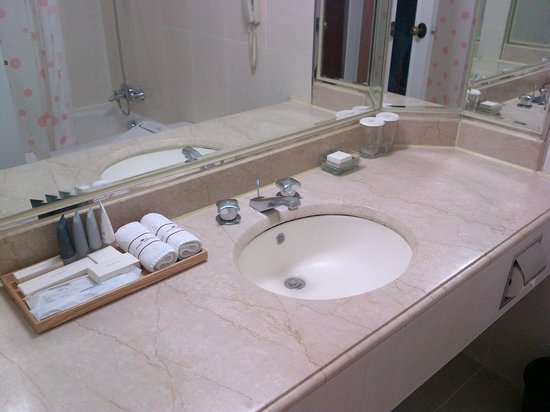 Hotel Paragon: bagno