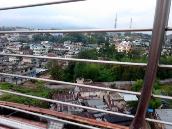 Don Bosco Centre for Indigenous Cultures: view