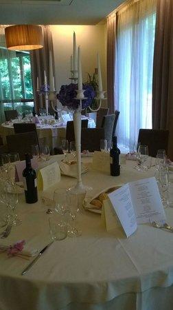 Alla Veneziana: la tavola degli sposi