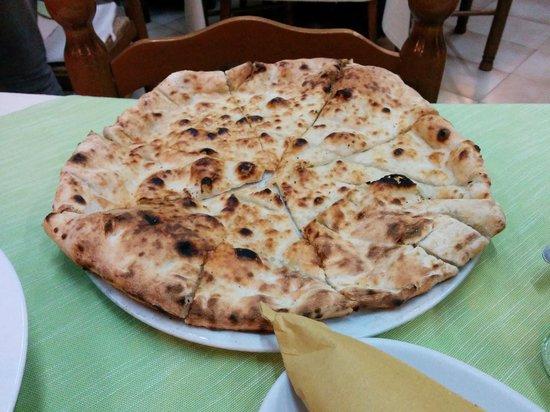 Antica Trattoria e Pizzeria Da Donato : Focaccia