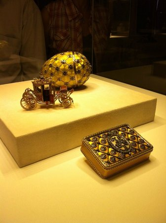 Faberge Museum: Фаберже