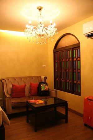 Sheik Istana Hotel : bedroom