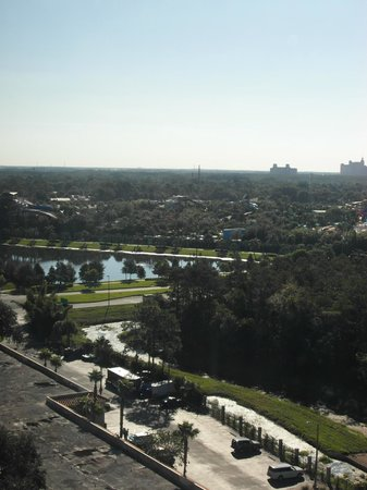 Doubletree by Hilton Orlando at SeaWorld: Room view