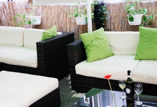 Hostel Faust: Garden