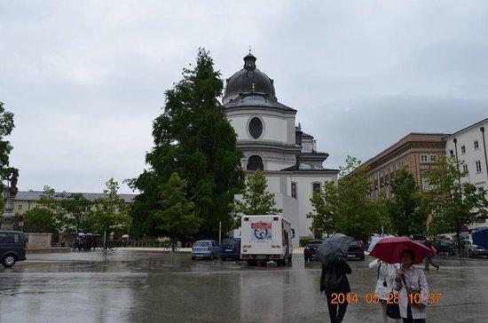 Salzburger Altstadt: ザルツブルグ旧市街2