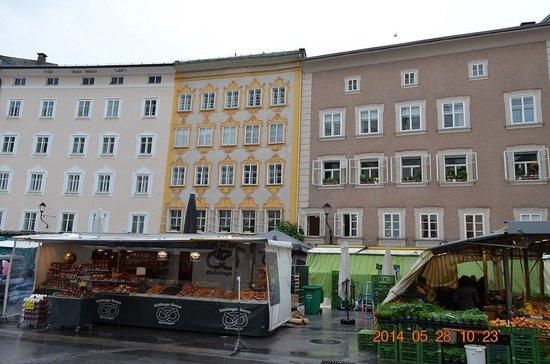 Salzburger Altstadt: ザルツブルグ旧市街3