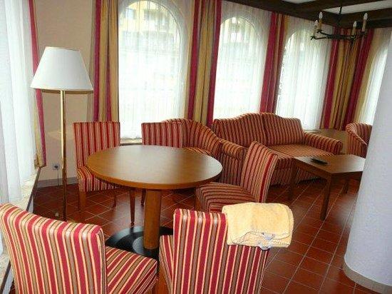 Hotel Elisabethpark: номер