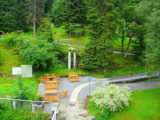 Hotel Elisabethpark: парк отеля