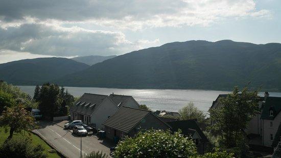 St. Anthony's B&B: Blick auf den Loch Linnhe