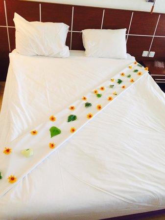 SENTIDO Zeynep Resort : Наш номер)