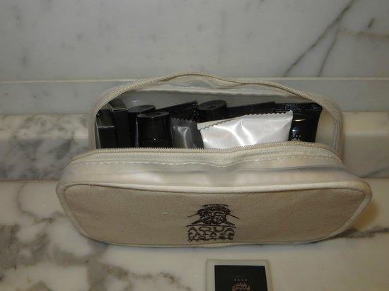 Aqua Palace Hotel: beauty kit