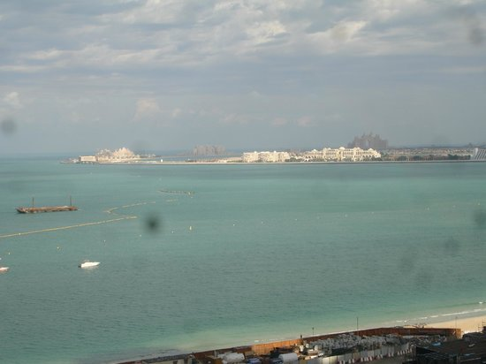 JA Ocean View Hotel: Awesome view of the palm