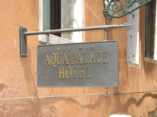 Aqua Palace Hotel: hotel