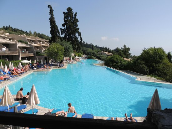 Aeolos Beach Resort : Piscine