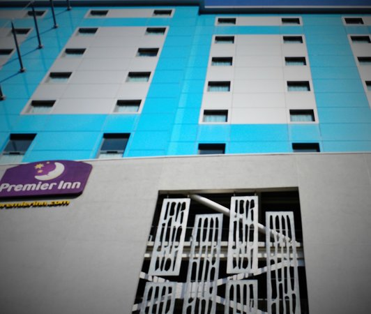 Premier Inn Hull City Centre Hotel: Hotel