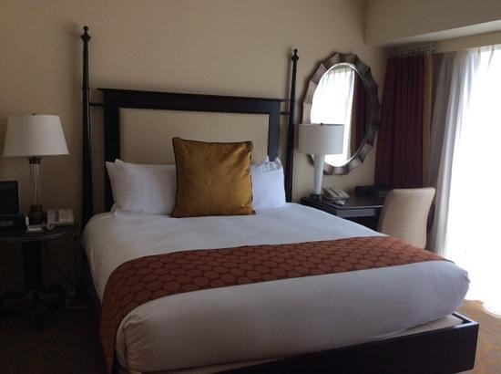 Hilton Inn at Penn: newly renovated room