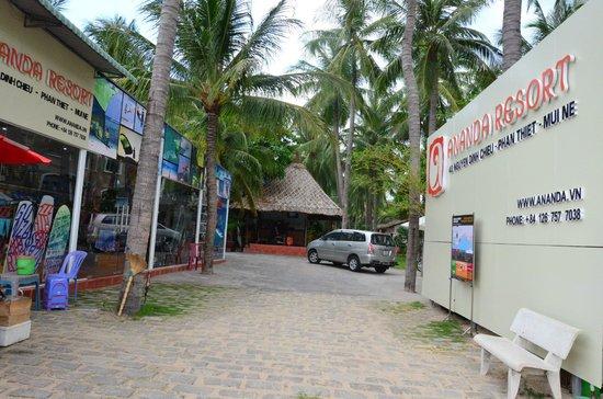 Ananda Resort: Hotel