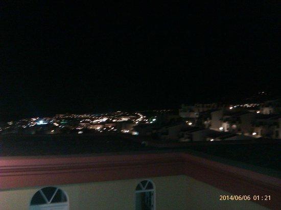 Laguna Park 2: Ночной вид с балкона