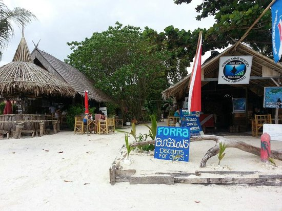Forra Diving - Day Trips : Dive Center