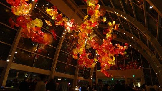 Jardín y cristal Chihuly: Инсталляция 3