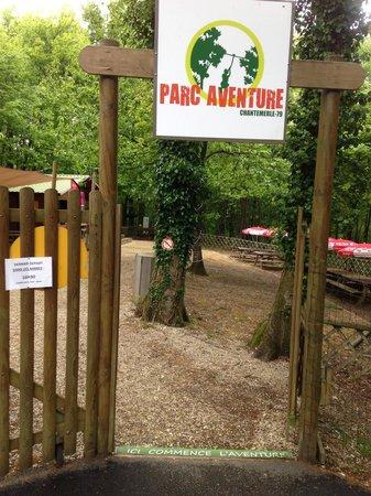 Parc Aventure de Chantemerle
