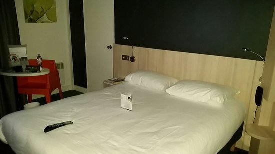 Ibis Styles Reims Centre Cathedrale: Chambre 415