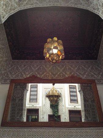 Riad Dar Cordoba: Gorgeous courtyard.